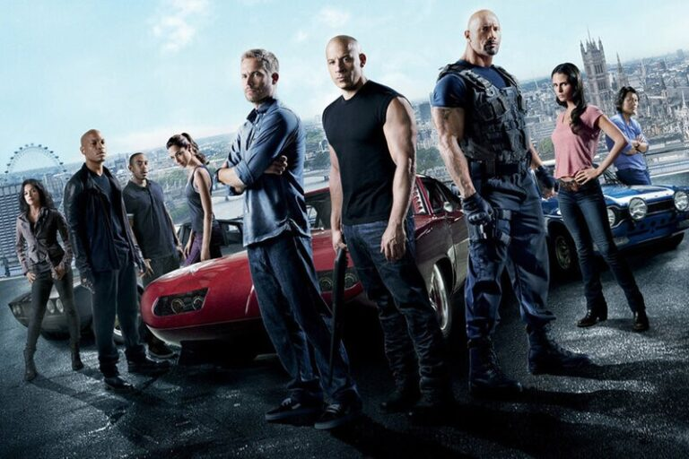 Fast and Furious motion pictures